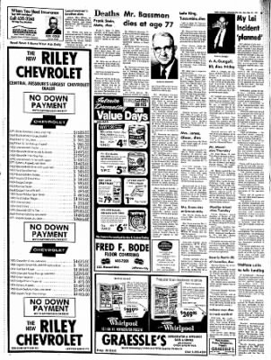 The Sunday News And Tribune From Jefferson City, Missouri On March 25, 1973  · Page 35