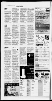 The Missoulian from Missoula, Montana on December 20, 2008 · 14