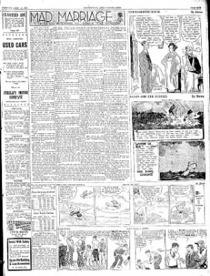 The Courier News from Blytheville, Arkansas on April 16, 1931 · Page 5
