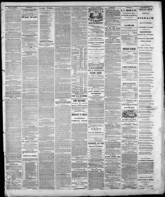 Chicago Tribune from Chicago, Illinois on March 25, 1865 · 3