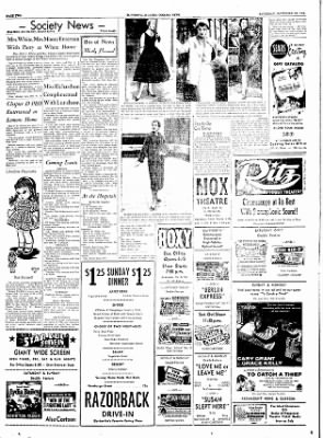 The Courier News from Blytheville, Arkansas on November 26, 1955 · Page 2