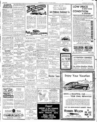 The Courier News from Blytheville, Arkansas on May 24, 1952 · Page 6
