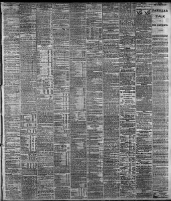Chicago Tribune From Chicago Illinois On June 4 1868 3