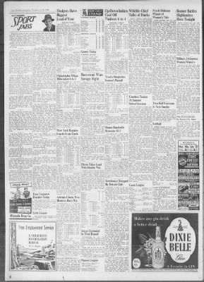 The Missoulian from Missoula, Montana on July 23, 1953 · 12