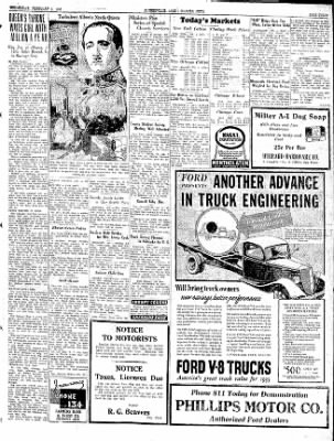 The Courier News from Blytheville, Arkansas on February 6, 1935 · Page 3