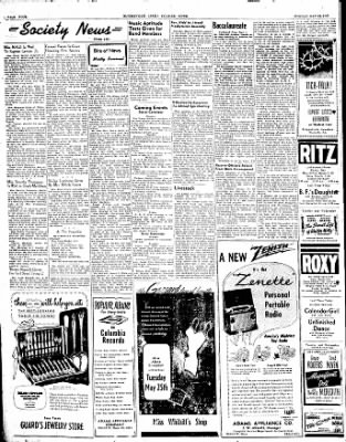 The Courier News from Blytheville, Arkansas on May 24, 1948 · Page 4