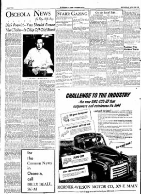 The Courier News from Blytheville, Arkansas on April 29, 1953 · Page 10
