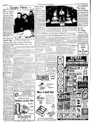 The Courier News from Blytheville, Arkansas on November 17, 1954 · Page 4