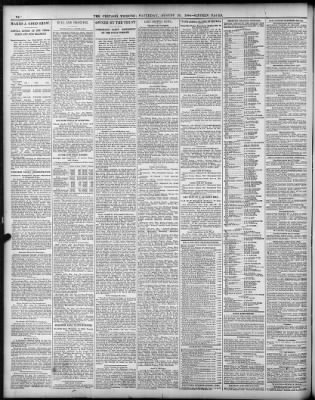 chicago tribune from chicago illinois on august 25 1894 14 rh chicagotribune newspapers com