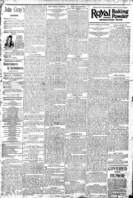Logansport Pharos-Tribune from Logansport, Indiana on July 5, 1896 · Page 4