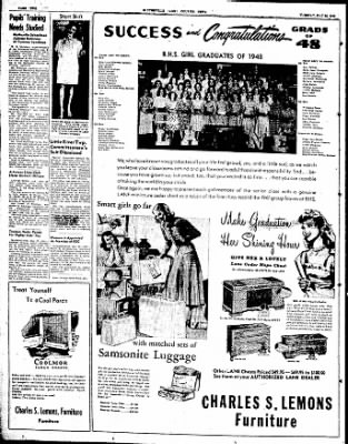 The Courier News from Blytheville, Arkansas on May 25, 1948 · Page 1