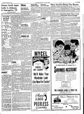 The Courier News from Blytheville, Arkansas on March 19, 1956 · Page 5