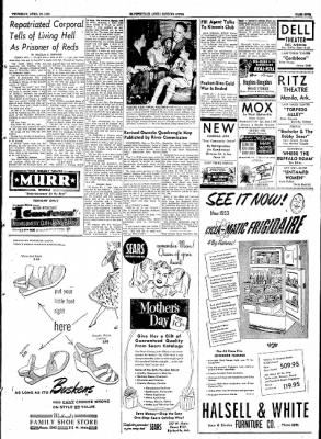 The Courier News from Blytheville, Arkansas on April 30, 1953 · Page 5