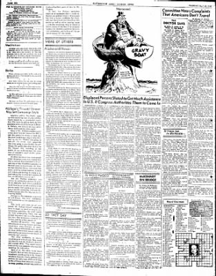 The Courier News from Blytheville, Arkansas on May 25, 1948 · Page 4