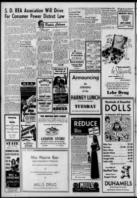 Rapid City Journal from Rapid City, South Dakota on December 6, 1948 · 16