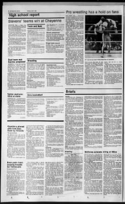 Rapid City Journal from Rapid City, South Dakota on April 1, 1985 · 16