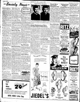 The Courier News from Blytheville, Arkansas on May 26, 1948 · Page 2