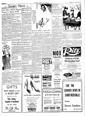 The Courier News from Blytheville, Arkansas on November 29, 1955 · Page 4