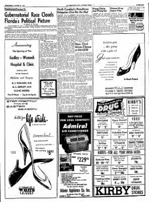 The Courier News from Blytheville, Arkansas on March 21, 1956 · Page 3