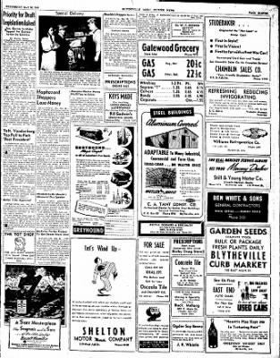 The Courier News from Blytheville, Arkansas on May 26, 1948 · Page 6