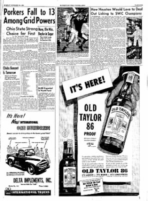 The Courier News from Blytheville, Arkansas on November 23, 1954 · Page 7