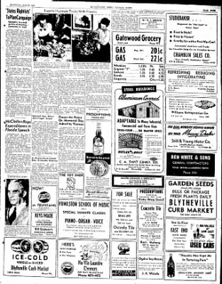 The Courier News from Blytheville, Arkansas on May 27, 1948 · Page 5