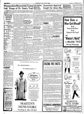 The Courier News from Blytheville, Arkansas on November 23, 1954 · Page 10