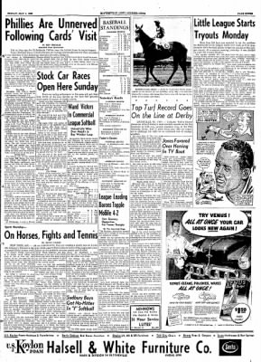 The Courier News from Blytheville, Arkansas on May 1, 1953 · Page 7