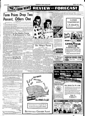 The Courier News from Blytheville, Arkansas on May 1, 1953 · Page 8