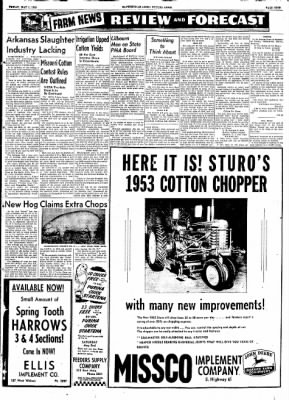 The Courier News from Blytheville, Arkansas on May 1, 1953 · Page 9