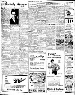 The Courier News from Blytheville, Arkansas on May 28, 1948 · Page 3