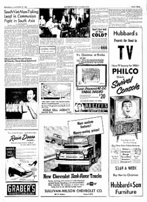 The Courier News from Blytheville, Arkansas on November 30, 1955 · Page 3