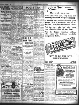 The Springfield News-Leader from Springfield, Missouri on October 11, 1913 · Page 3