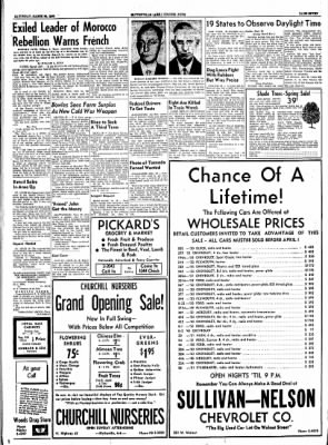 The Courier News from Blytheville, Arkansas on March 24, 1956 · Page 4