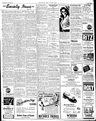 The Courier News from Blytheville, Arkansas on May 29, 1948 · Page 5