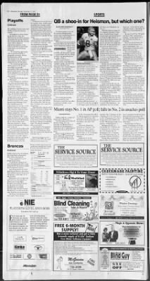 The Missoulian from Missoula, Montana on November 12, 2001 · 28