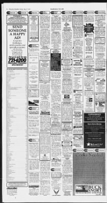 The Missoulian from Missoula, Montana on May 27, 2001 · 66