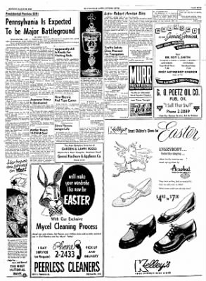 The Courier News from Blytheville, Arkansas on March 26, 1956 · Page 3