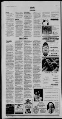 The Missoulian from Missoula, Montana on August 21, 2007 · 18