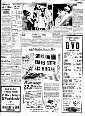 The Courier News from Blytheville, Arkansas on May 5, 1953 · Page 2