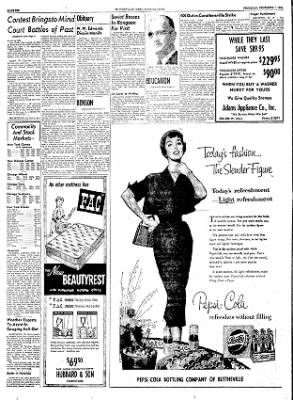 The Courier News from Blytheville, Arkansas on December 1, 1955 · Page 6