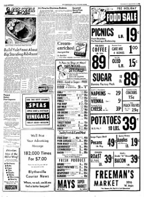 The Courier News from Blytheville, Arkansas on December 1, 1955 · Page 16