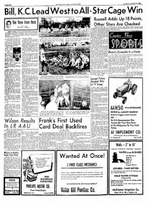 The Courier News from Blytheville, Arkansas on March 27, 1956 · Page 10