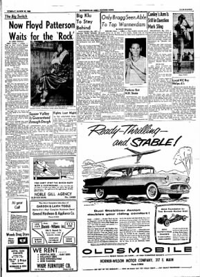 The Courier News from Blytheville, Arkansas on March 27, 1956 · Page 11
