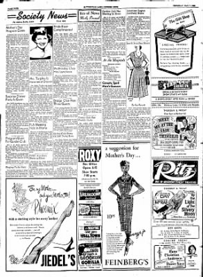 The Courier News from Blytheville, Arkansas on May 7, 1953 · Page 2