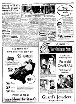 The Courier News from Blytheville, Arkansas on December 1, 1954 · Page 5