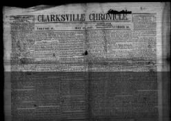 Clarksville Weekly Chronicle
