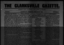 The Clarksville Gazette