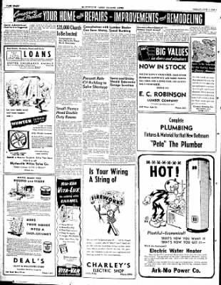 The Courier News from Blytheville, Arkansas on June 1, 1948 · Page 8
