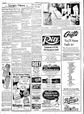 The Courier News from Blytheville, Arkansas on December 2, 1955 · Page 4